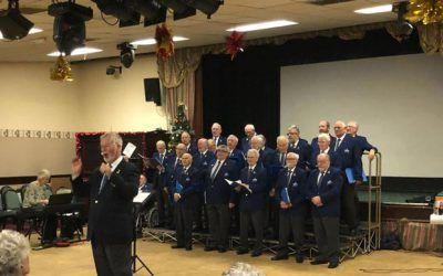 Lions Seniors Carol Concert 2018