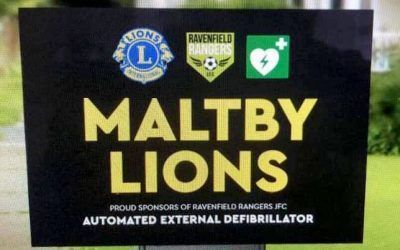 Another helping hand from Maltby Lions may save a life