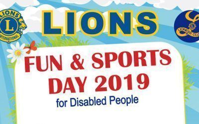 Fun and Sports Day for the Disabled 2019