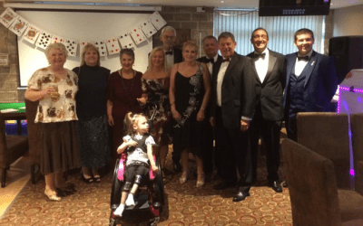 Lions Casino helps raise funds for Taylor