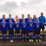 Maltby Lions sponsor Aston Lodge Ladies