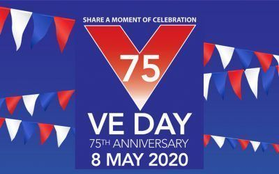 VE Day 75th Anniversary, Friday 8th May 2020