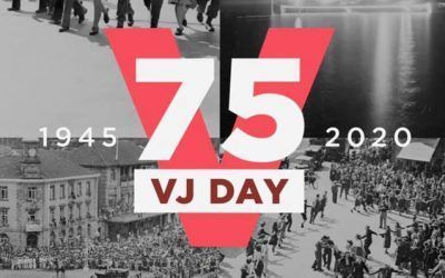 VJ Day 75th Anniversary, Saturday 15th August 2020