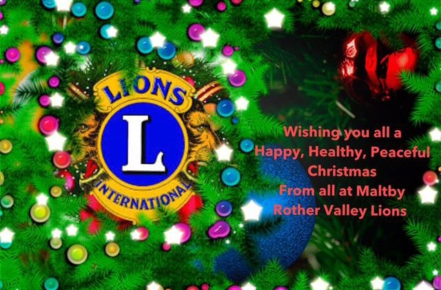 Santa's Sleigh Run Schedules released by Maltby (Rother Valley) Lions Club