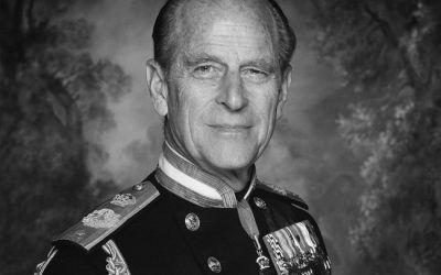 Announcement of the death of The Duke of Edinburgh 1921 – 2021