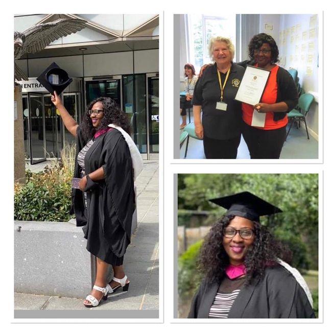 1st class honours for Dinnington student, Naomi Hall