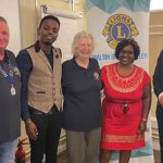 Maltby Rother Valley Lions first meeting at Hellaby Hall Hotel is a real success